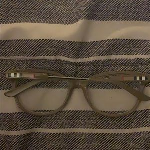 Burberry eyeglasses! Worn a few times.